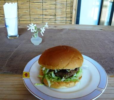 アミーゴ:ハンバーガー1