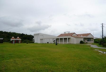 アヤミハビル館:外観