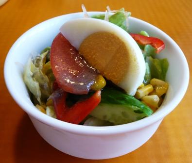 パスタ屋ミーレ:サラダ