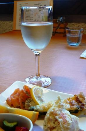 パスタ屋ミーレ:白ワイン