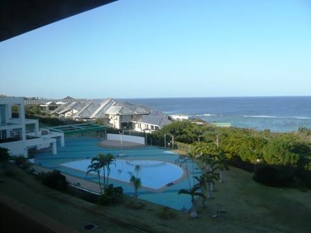 チサンリゾート沖縄美ら海:部屋からの眺め2