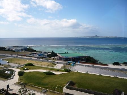 美ら海水族館:伊江島