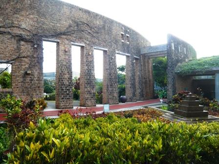 熱帯ドリームセンター:クロトンパティオ