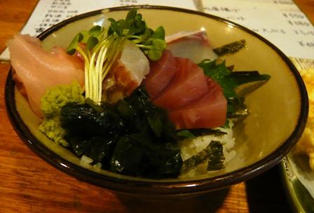 まるさ美崎店:海鮮丼