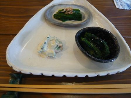 旬家ばんちゃん:前菜 (2)