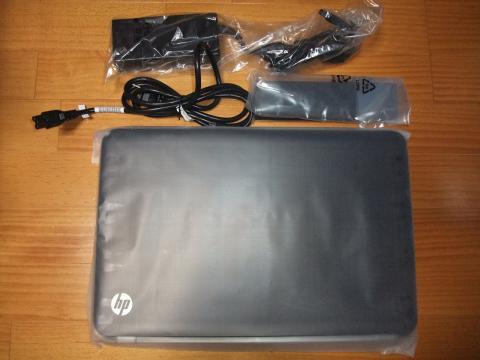 HP dv7-6100③