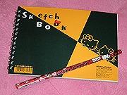 キティちゃんのスケッチブック