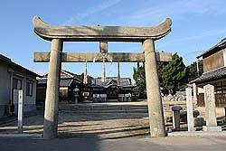木烏神社1