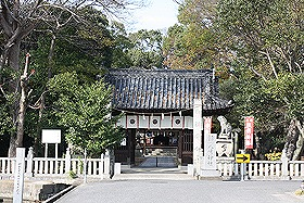 吉田八幡神社3
