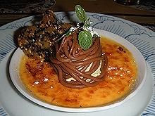 14鎌倉クリスマスセット8クリームブリュレ生チョコクリームモンブラン風