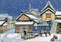 勝平得之『雪の街』 (402x280)