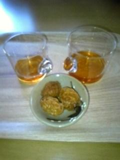 20120219スペシャル梅酒