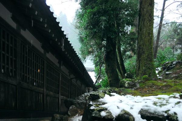 元旦の永平寺