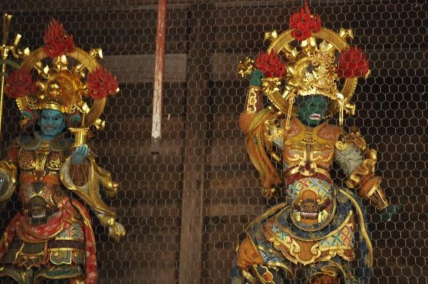 永平寺 山門像