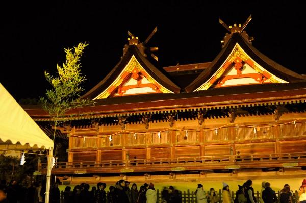 平成26年 初詣 岡山県 吉備津神社