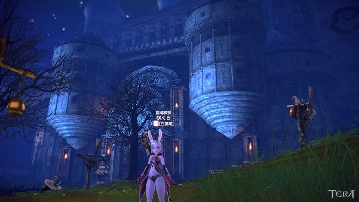 魔女の館 お城みたいですね^^