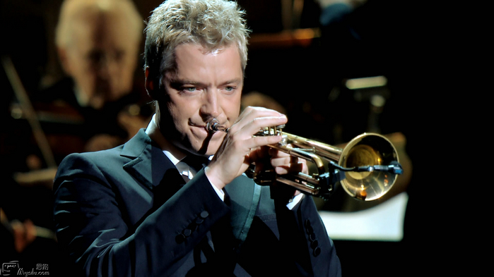 CHRIS BOTTI IN BOSTON blu-ray