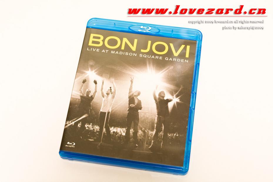 Bon Jovi BLUERAY LIVE