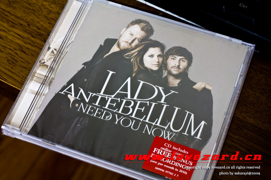 Need You Now  Lady Antebellum