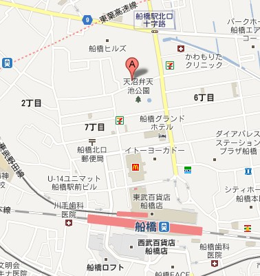 船橋本町71822