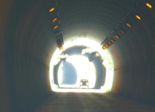 トンネルトンネルトンネル