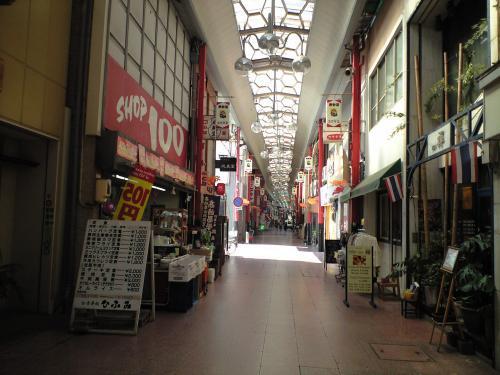 諏訪栄商店街