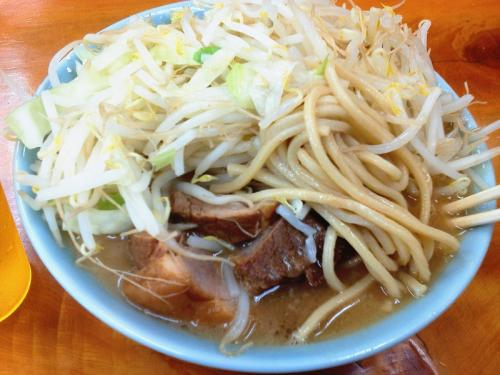20110917_ラーメン二郎新橋店-005