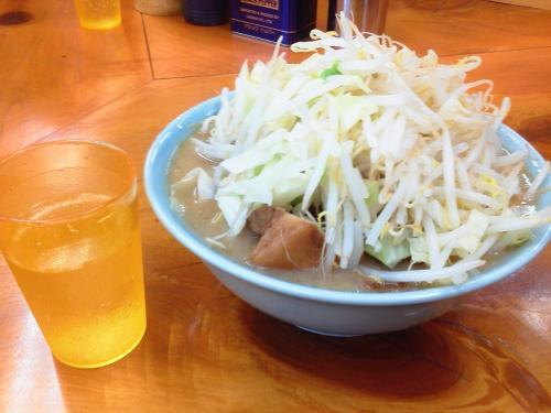 20110917_ラーメン二郎新橋店-004