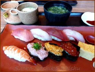 20131130 お寿司 浜松町