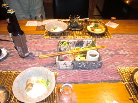 最初のテーブル