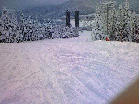 トマム⑤スキー場