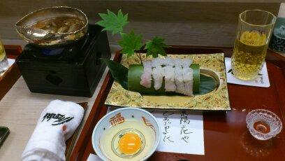 神田川ハモシャブ