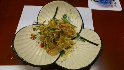 神田川前菜季節野菜サラダ
