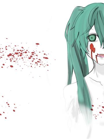 初音ミクver血