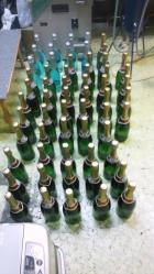 ボトルいっぱい