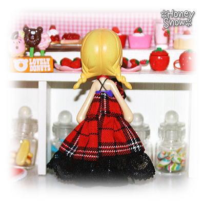 1/12DOLL 【シンプルワンピ】 Pinky:st