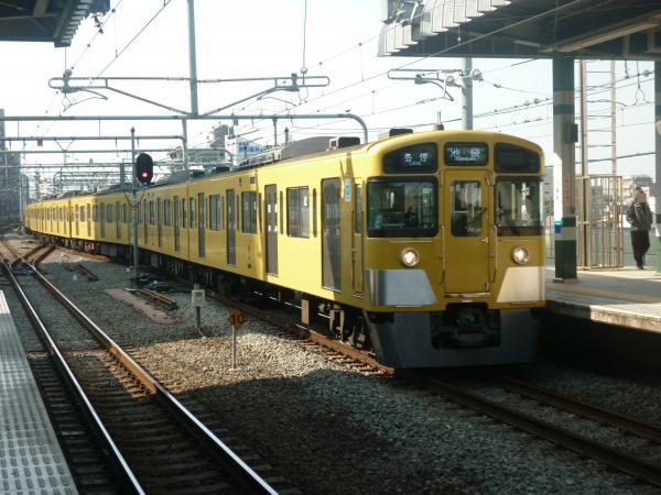 2014-02-01 西武2089F 各停池袋行き