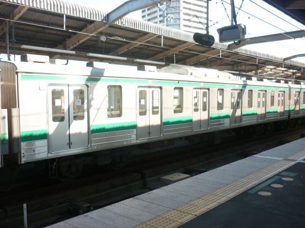 2013-10-27 埼京線205系6ドア車