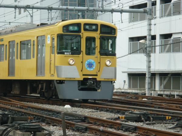 西武9107F 準急池袋行き1 2013-03-29