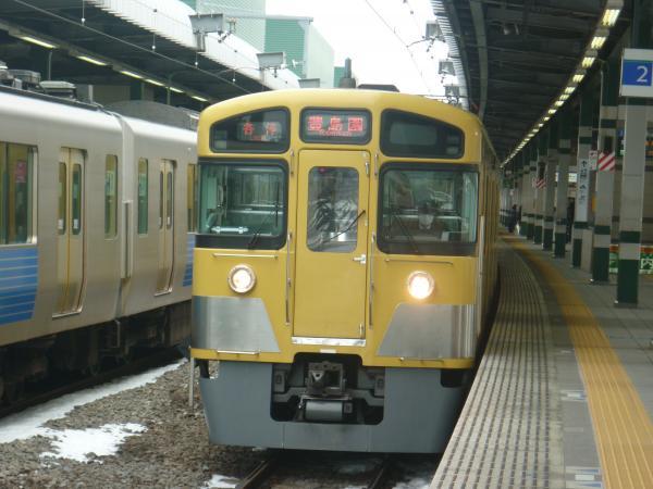 2014-02-11 西武2085F 各停豊島園行き3