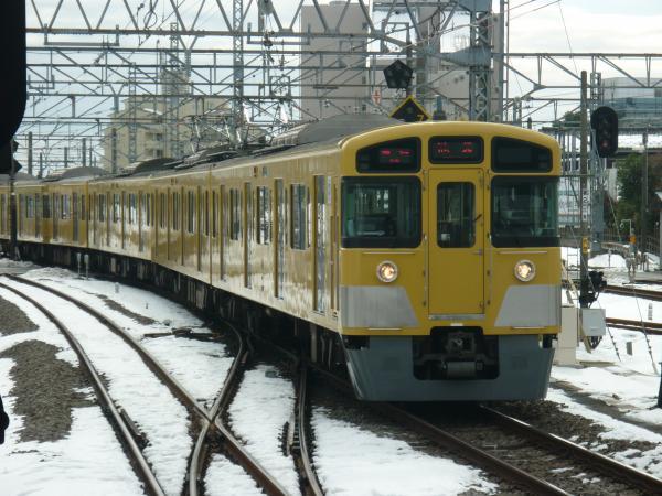 2014-02-11 西武2461F+2533F+2531F 急行池袋行き1