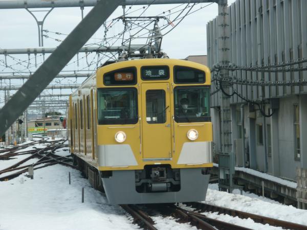 2014-02-11 西武2461F+2533F+2531F 急行池袋行き3