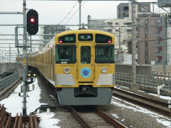 2014-02-11 西武9108F 準急池袋行き2