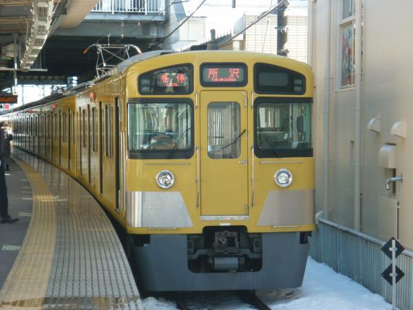 2014-02-16 西武2087F 各停所沢行き3