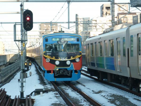 2014-02-16 西武3011F 準急池袋行き4