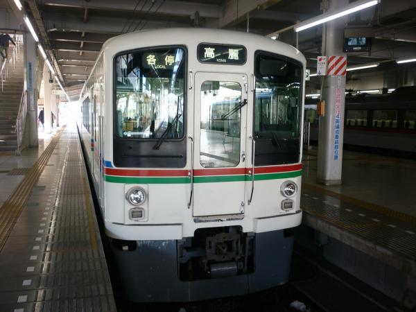 2014-02-16 西武4011F 各停高麗行き