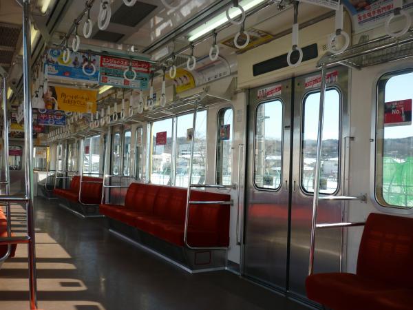 2014-02-16 西武9108F 車内写真4
