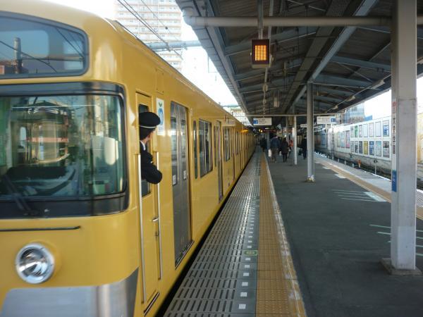 2014-02-16 西武9108F 準急所沢行き3
