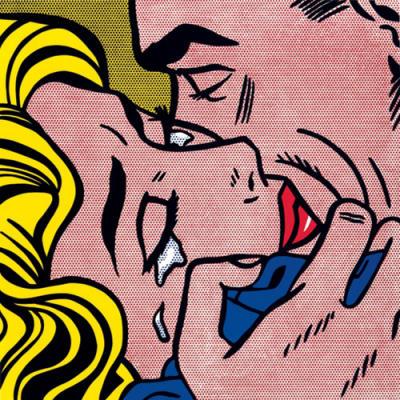Roy-Lichtenstein-Kiss-V--Silkscreen-print--6918.jpg