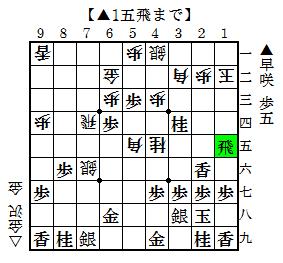 早咲アマ-金沢四段 5